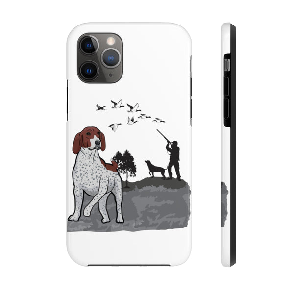 German Shorthaired Pointer Case Mate Tough Phone Cases