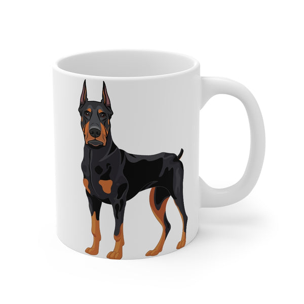 Doberman Pinscher Mug 11oz