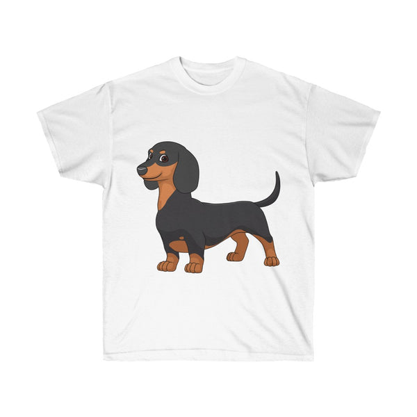 Dachshund Unisex Ultra Cotton Tee