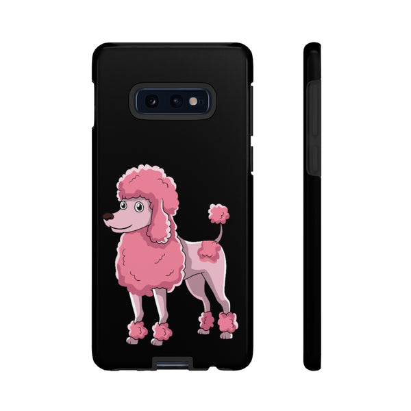 Poodle Tough Cell Phone Cases