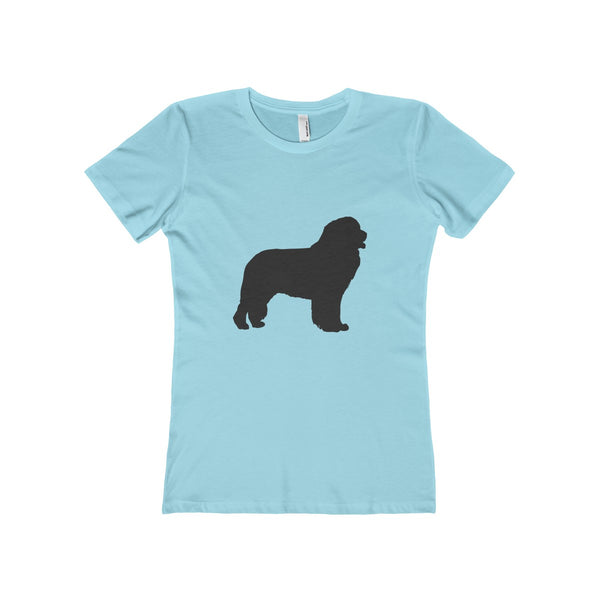 Newfoundland Women's The Boyfriend Tee