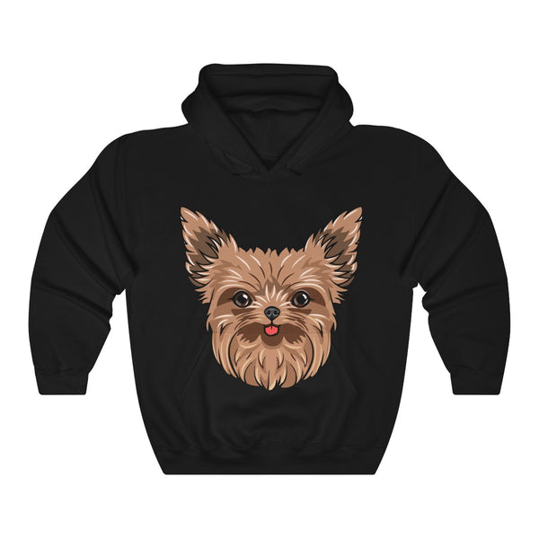 Yorkshire Terrier Unisex Heavy Blend™ Hooded Sweatshirt