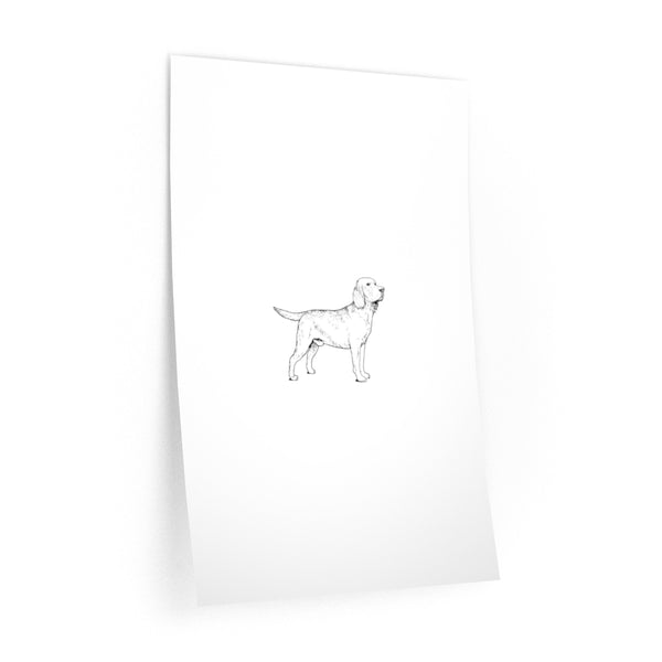 Labrador Retriever Wall Decals