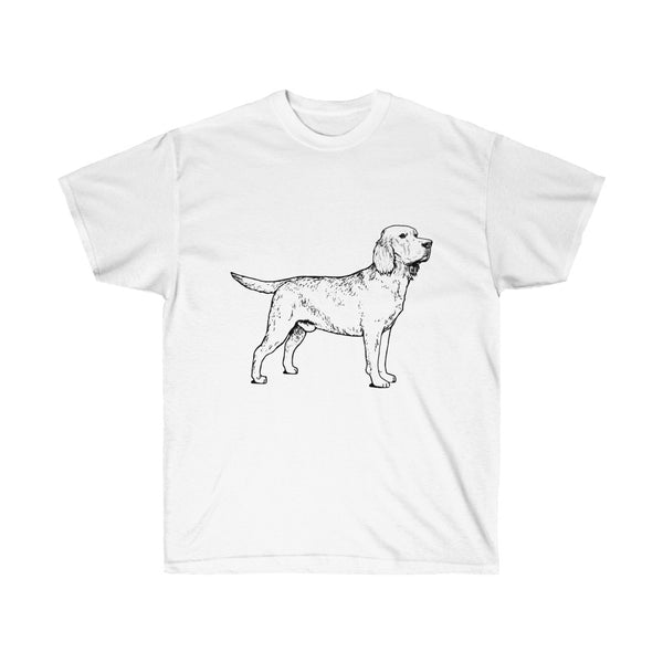 Labrador T-Shirt, Unisex Ultra Cotton Tee