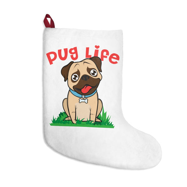 Pug Christmas Stockings
