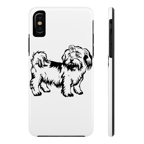 Shih Tzu Case Mate Tough Phone Cases