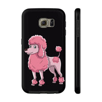 Poodle Case Mate Tough Phone Cases