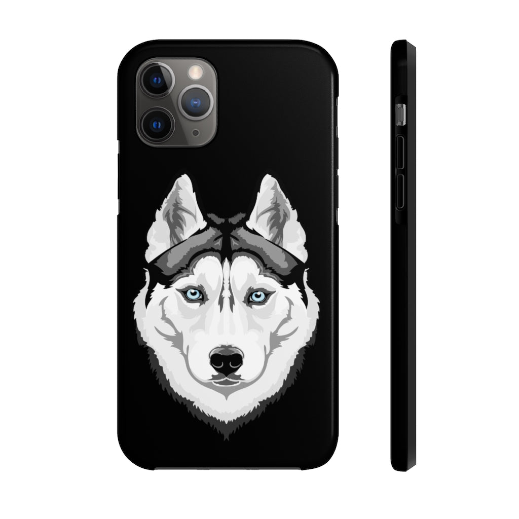 Siberian Husky Case Mate Tough Phone Cases