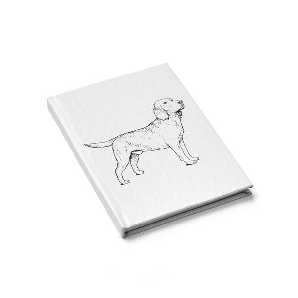 Labrador Retriever Journal - Blank