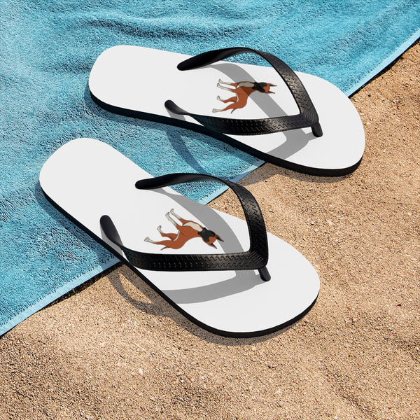 Great Dane Unisex Flip-Flops