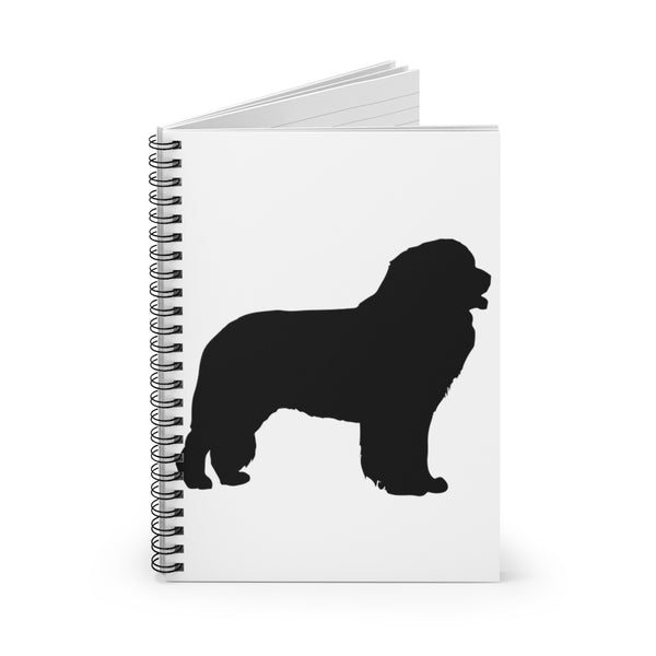 Newfoundland Spiral Notebook - Ruled Line