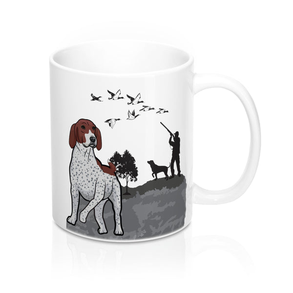 German Shorthaired Pointer Mug 11oz