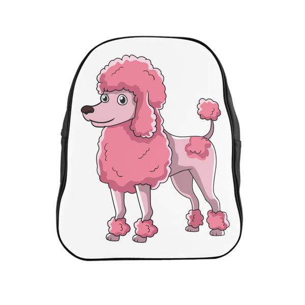 Poodle School Backpack