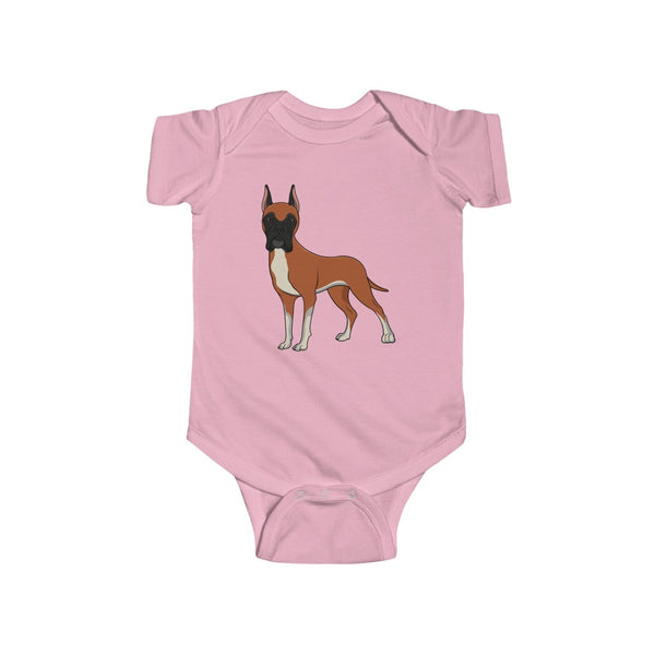 Great Dane Infant Fine Jersey Bodysuit