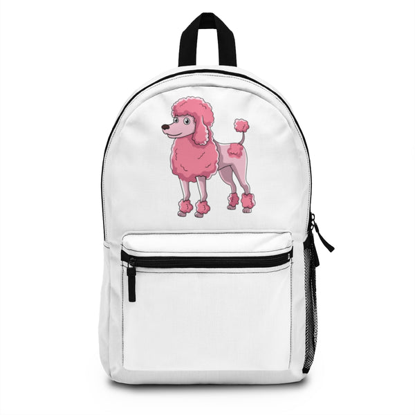 Poodle Backpack (Made in USA)