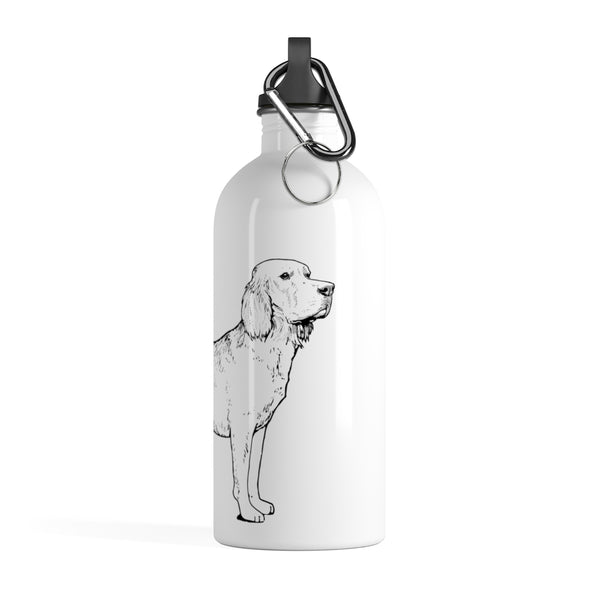 Labrador Retriever Stainless Steel Water Bottle