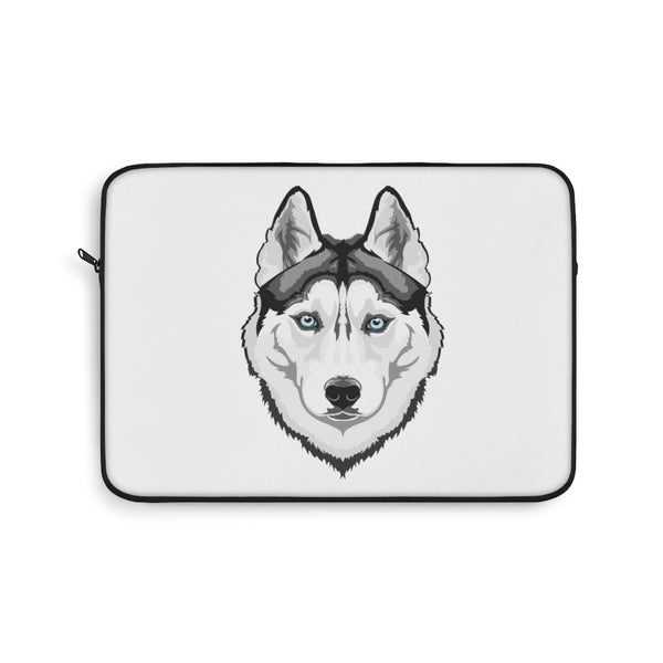 Siberian Husky Laptop Sleeve