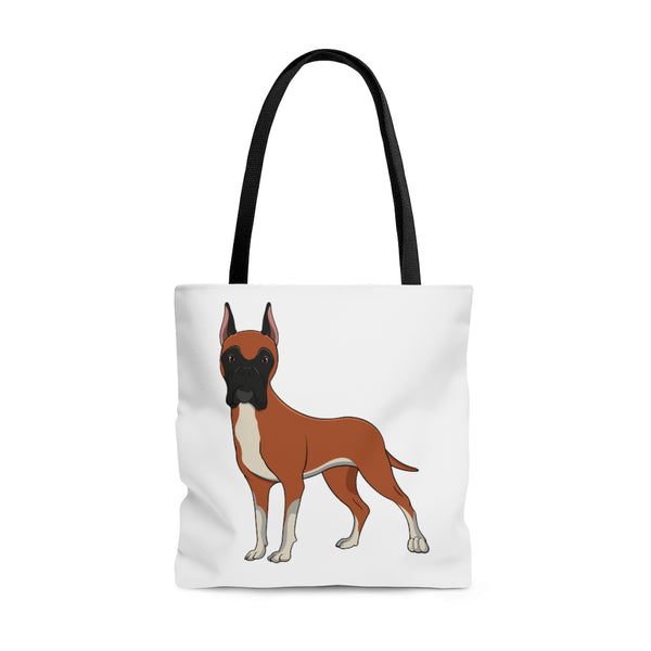 Great Dane AOP Tote Bag