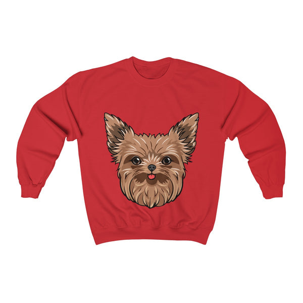 Yorkshire Terrier Unisex Heavy Blend™ Crewneck Sweatshirt
