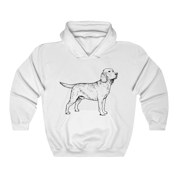 Labrador Retriever Unisex Heavy Blend Hooded Sweatshirt