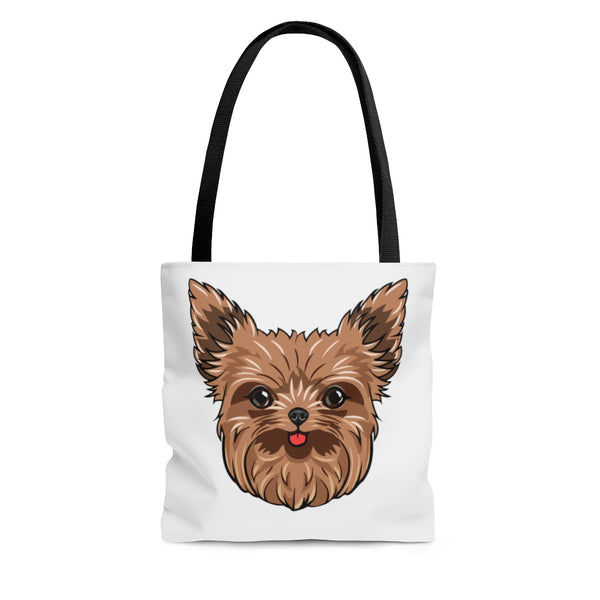 Yorkshire Terrier AOP Tote Bag