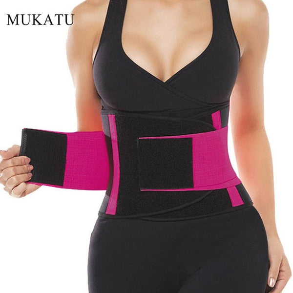 Waist Trainer, Shaper Slim Belt Neoprene Waist Trainer Cincher Faja Waist Shaper Corset Belt Modeling Strap Waist Trimmer Girdle