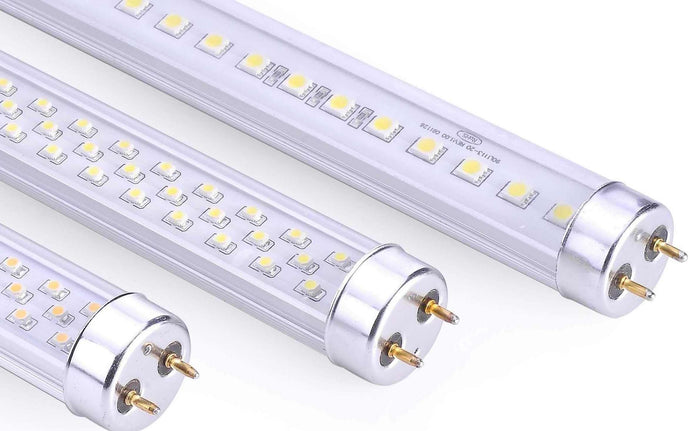 By how Fluorescent Tubes swap by LED (T5, T8 & T12) Tubes