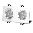 High Power LED Spotlight 6W 110V-220V SLSL174-6W-AL