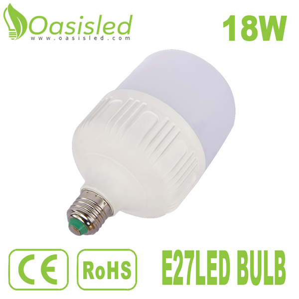 Waterproof IP68 E27 LED Light Bulb 18W 220V Warm White / White LBLW18W-220V