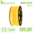Waterproof IP68 Flexible 5050 SMD LED Strip Light Yellow RLBC5050-60-Y