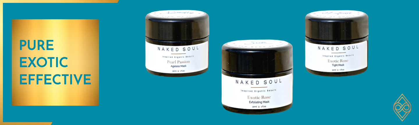 Naked Soul Beauty - Luxurious Organic Skincare with