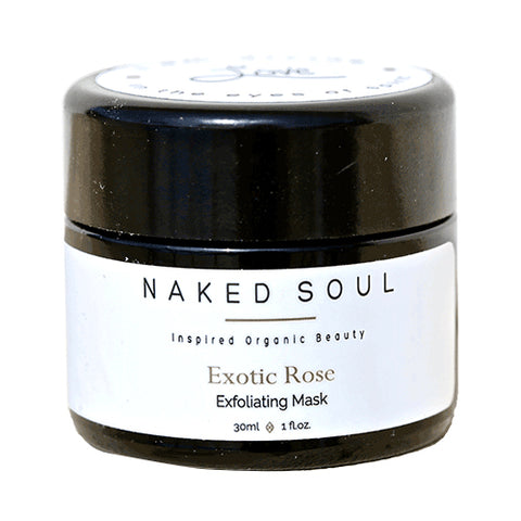 LOVE Exfoliating Mask