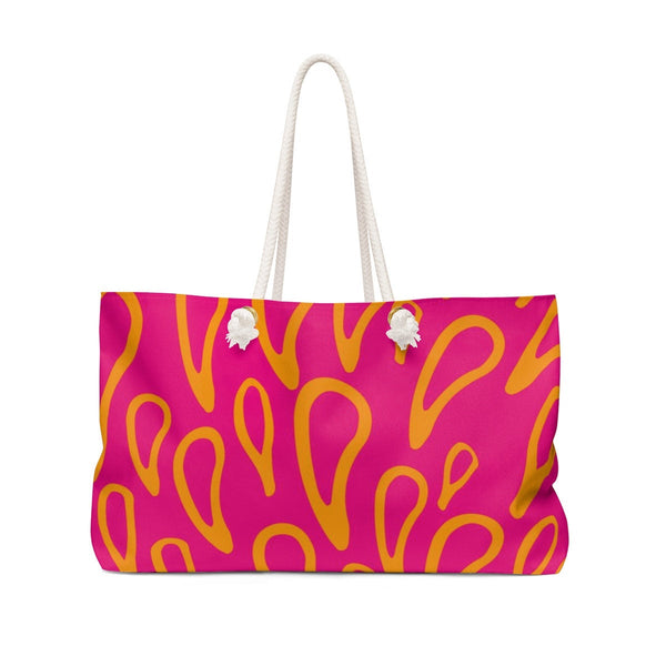Girl Bag for Beach. Weekender Bag for Women. Weekend bag Gift for her.