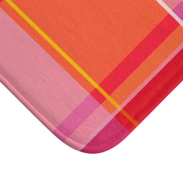 Colourful and Refreshing Bath Mat.