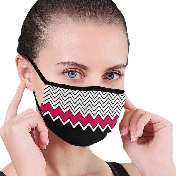 Nose mouth Colorful fabric mask. Breathable, Washable, Reusable, Soft polyester Face mask, Travel Handmade Mask. Unisex Recycled face mask.