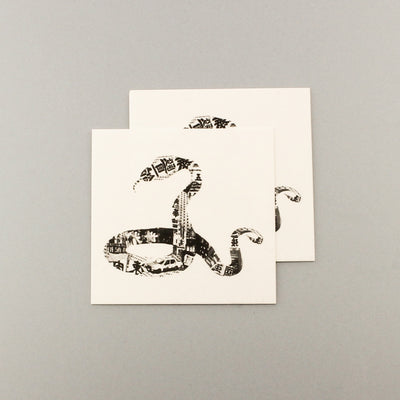 Chinese Zodiacs Snake Pair