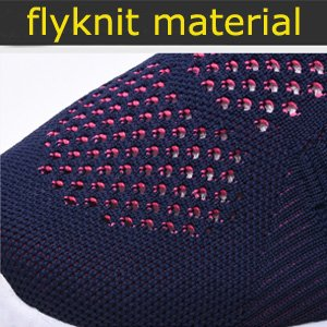 flyknit material