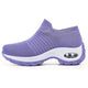 Konhill Colorful Sock Walking Shoes