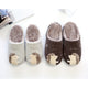 Konhill Women's Hedgehog House Slippers