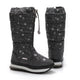 Konhill Waterproof Womens Winter Boots