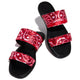 Tiosebon Women's Satin Slippers
