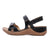 Women's Buckle Strap Soft Sandals-SIKETU
