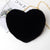 Tiosebon Plush Heart-Shaped Chain Bag