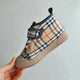 Kid's Plaid Short Boots (Toddler/Little Kid)