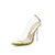 Konhill Transparent Stilettos Sandals