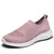 Tiosebon Women's Knitted Walking Shoes
