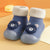 Baby Round Toe Prewalker Shoes