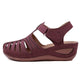 Women's Summer Beach Wedge Sandals-SIKETU