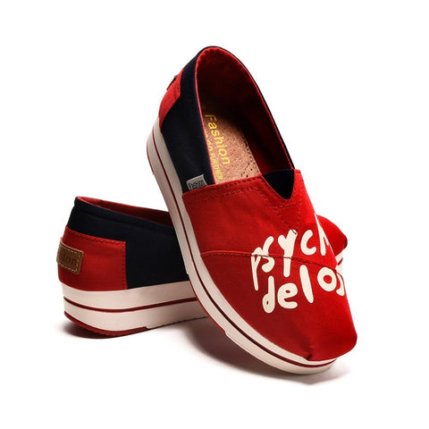 KONHILL-canvas-loafers-psyche-red