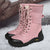Women's Faux Fur Waterproof Boots